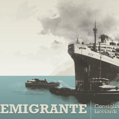 Emigrante by Consiglia Licciardi