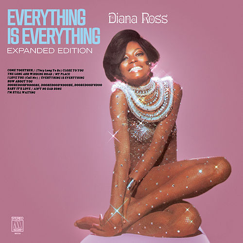 Everything Is Everything de Diana Ross