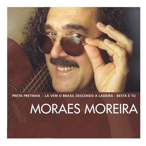 The Essential Moraes Moreira de Moraes Moreira