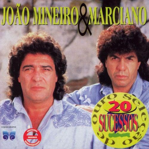 Selecao De Ouro - 20 Sucessos de João Mineiro e Marciano
