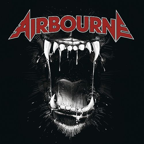 Black Dog Barking by Airbourne