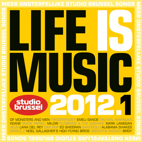 Life Is Music 2012 Vol.1 de Various Artists