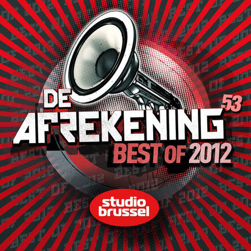 De Afrekening 53 - Best Of 2012 de Various Artists