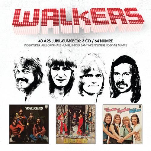 40 Års Jubilæumsbox by The Walkers