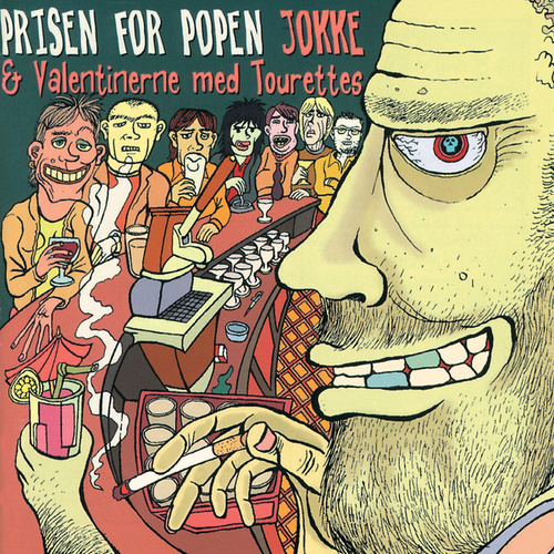 Prisen for popen by Jokke