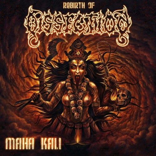 Mahi Kali by Dissection