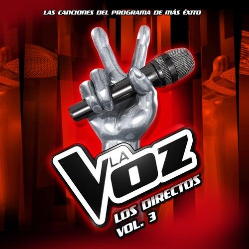 Directos - La Voz de Various Artists