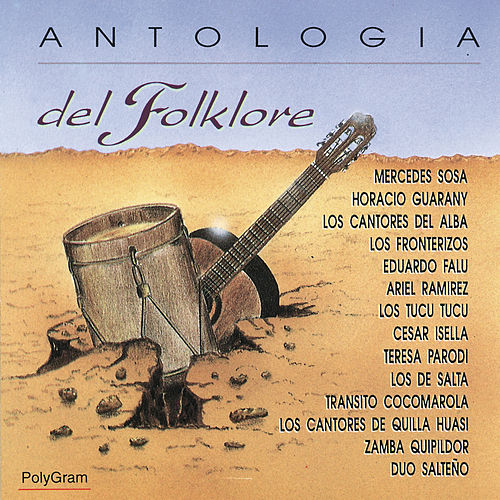 Antologia De Folklore de Various Artists