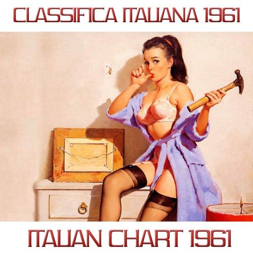 Classifica italiana 1961 (Italian Chart 1961) by Various Artists