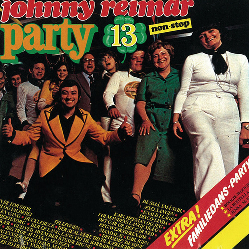 Party 13 by Johnny Reimar