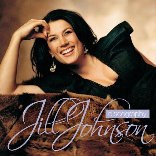 Discography de Jill Johnson