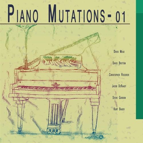 Piano Mutations, Vol. 1 de Various Artists