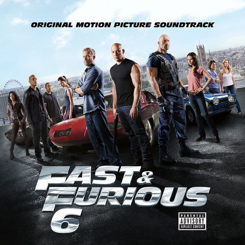 Fast & Furious 6 de Various Artists