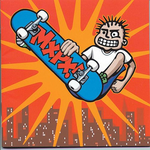 Let It Happen by MxPx