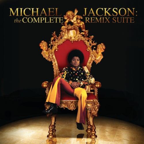 Michael Jackson: The Complete Remix Suite by Michael Jackson
