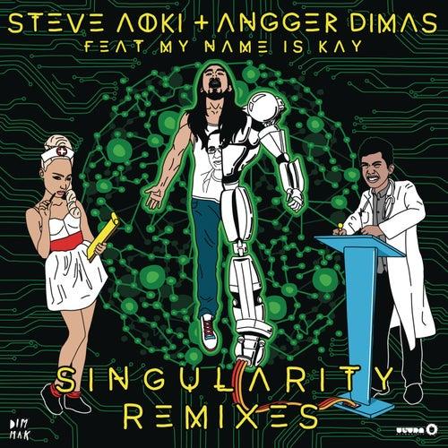 Singularity (Remixes) de Steve Aoki