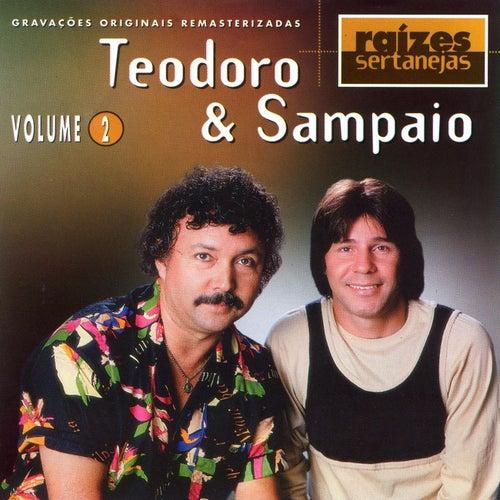 Raizes Sertanejas Vol.2 de Teodoro & Sampaio