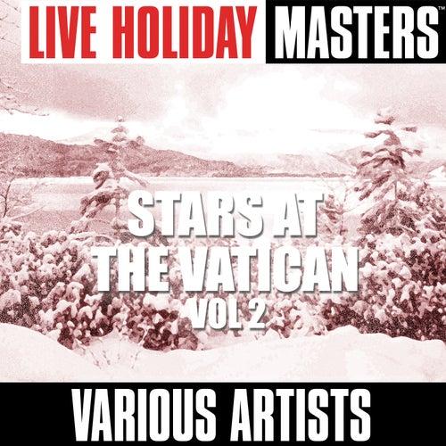 Live Holiday Masters: Stars At The Vatican Vol 2 de Various Artists