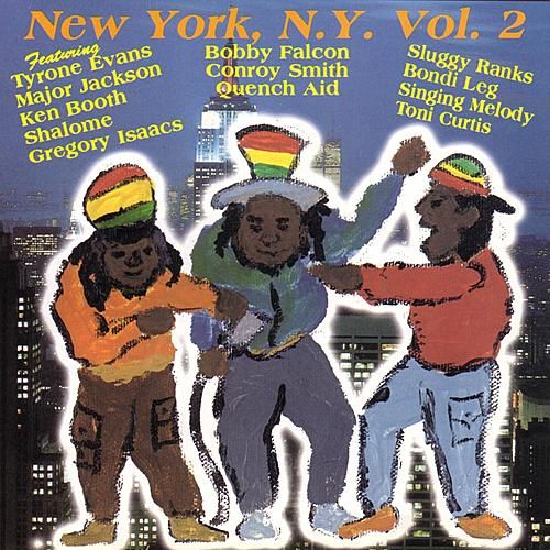 New York, NY, Vol. 2 de Various Artists