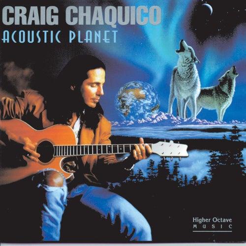 Acoustic Planet fra Craig Chaquico