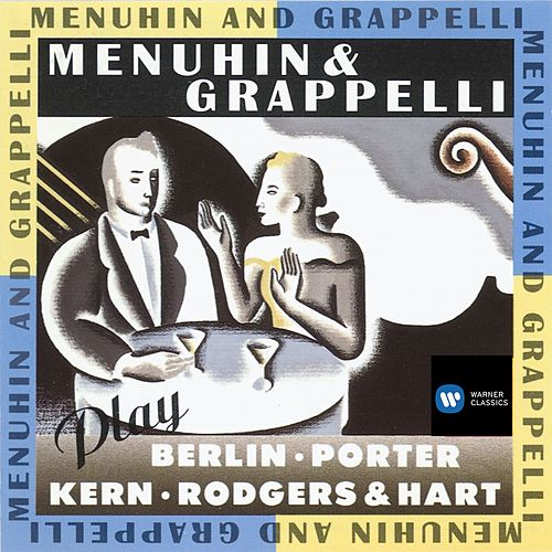 Plays Berlin, Kern, Porter & Rodgers & Hart de Stephane Grappelli
