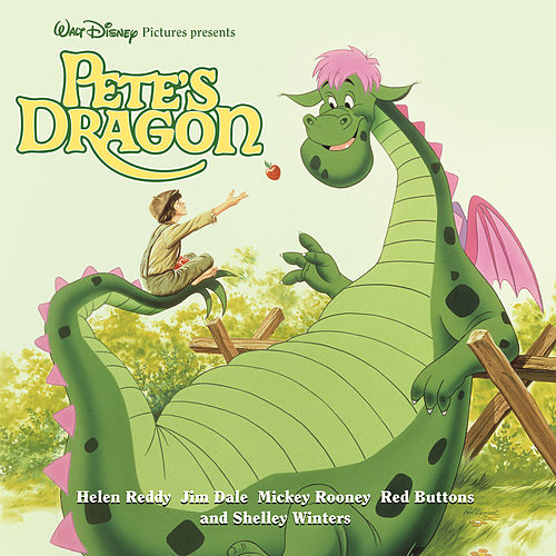 Pete's Dragon de Helen Reddy