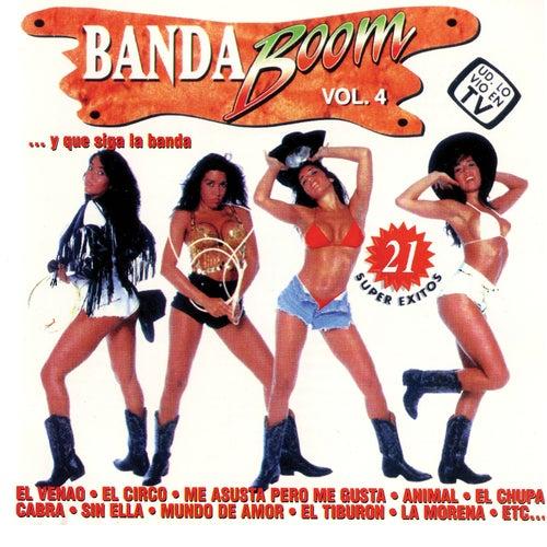 Y Que Siga La Banda, Vol. 4 von Banda Boom