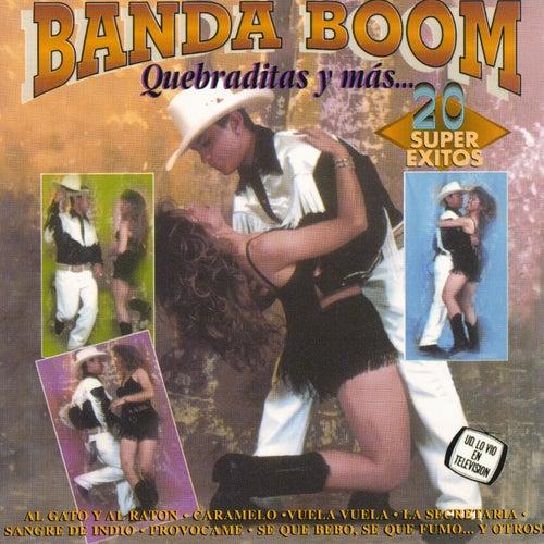 Quebraditas Y Mas.., Vol. 1 von Banda Boom