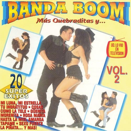 Más Quebraditas Y, Vol. 2 von Banda Boom