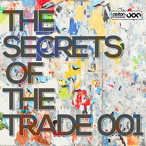 The Secrets Of The Trade 001 di Various Artists