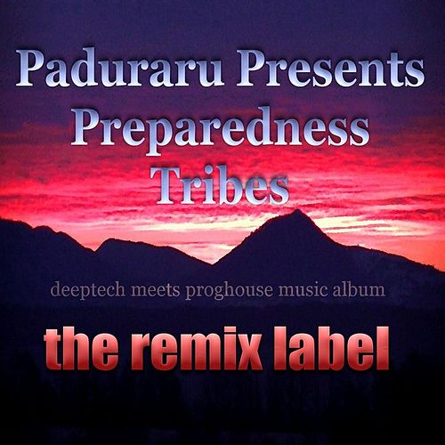 Preparedness Tribes (Deeptech Meets Proghouse Music Album) de Paduraru