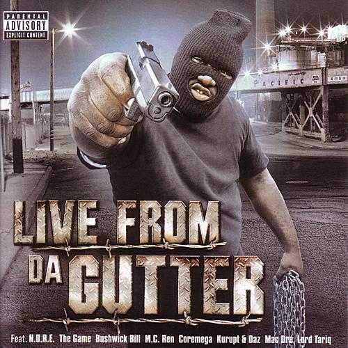 Live From Da Gutter - Soundtrack von Various Artists