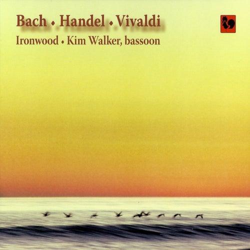 Bach, Handel, Vivaldi von Kim Walker