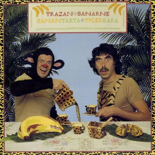 Banantårta och tigerkaka by Trazan And Banarne