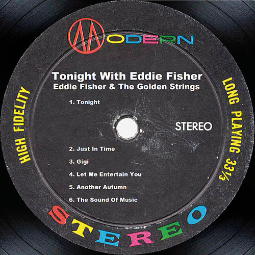 Tonight With Eddie Fisher de Eddie Fisher