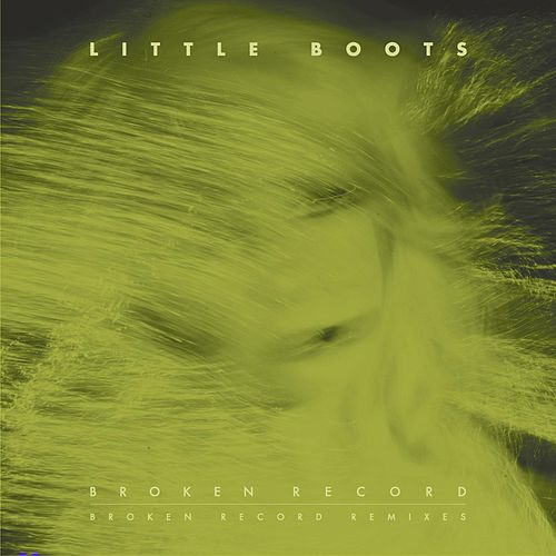 Broken Record (EP) de Little Boots