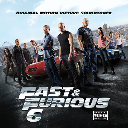 Fast & Furious 6 van Various Artists