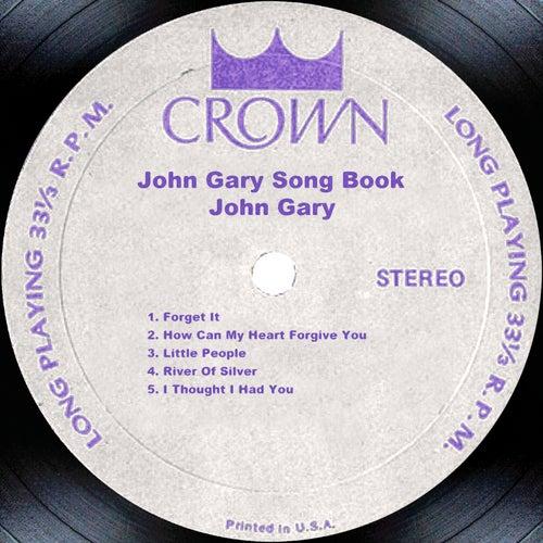 John Gary Song Book de John Gary
