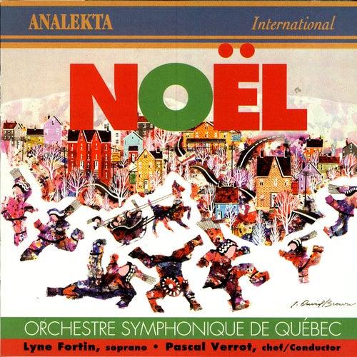 Noël von Orchestre Symphonique de Québec