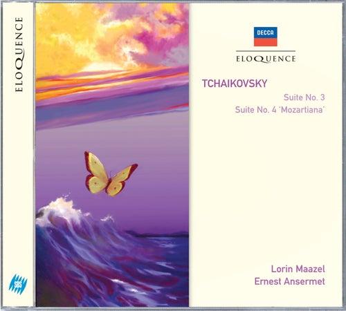 Tchaikovsky: Suite No.3; Suite No.4 - 'Mozartiana' de Wiener Philharmoniker