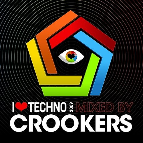 I Love Techno 2009 de Various Artists