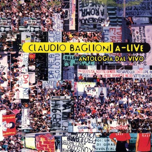 A-Live (Antologia Dal Vivo) de Claudio Baglioni
