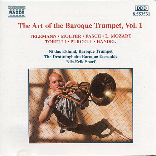 The Art of the Baroque Trumpet Vol. 1 de Various Artists