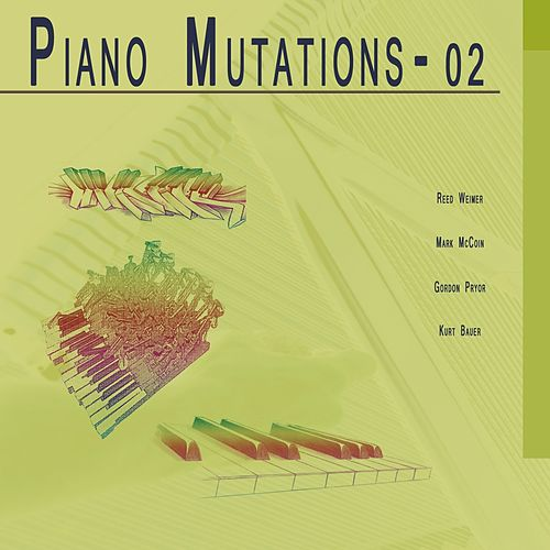 Piano Mutations, Vol. 2 de Various Artists