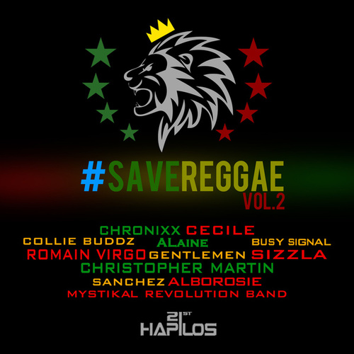 #SaveReggae, Vol. 2 by Various Artists