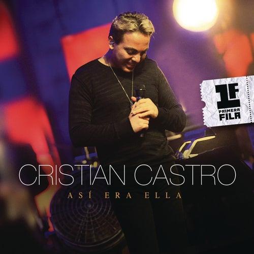 Así Era Ella de Cristian Castro