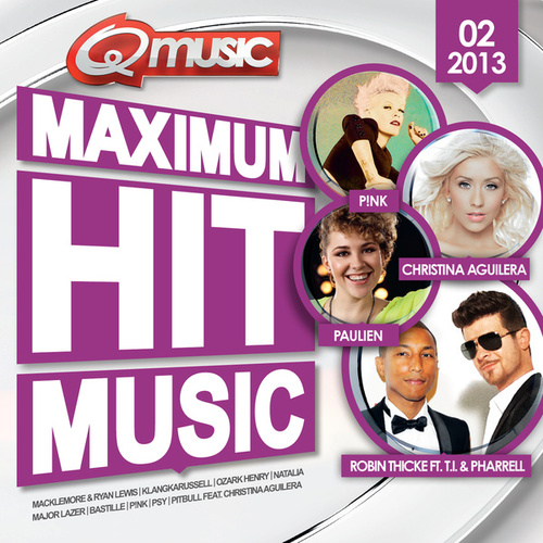 Maximum Hit Music 2013-2 de Various Artists