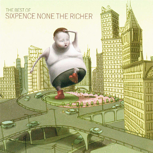 The Best Of Sixpence None The Richer de Sixpence None the Richer
