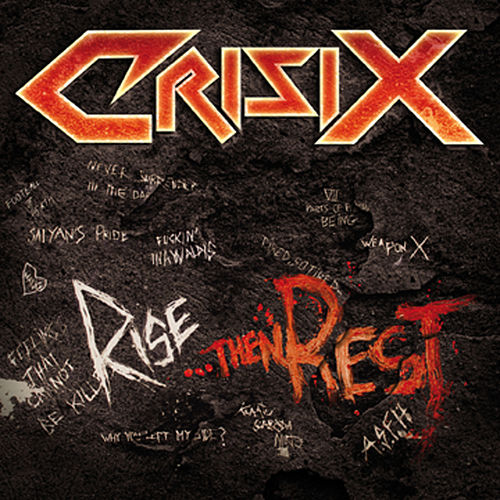 Rise...Then Rest by Crisix