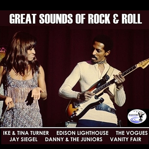 Great Sounds of Rock & Roll de Various Artists